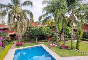 Foto de casa en condominio en venta en  , lomas del mirador, cuernavaca, morelos, 18664783 No. 01