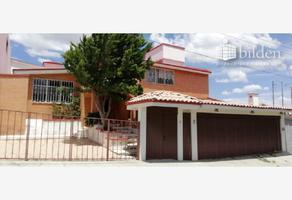 Foto de casa en renta en  , lomas del parque, durango, durango, 8321326 No. 01