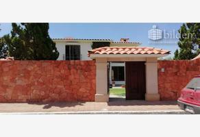 Foto de casa en renta en  , lomas del parque, durango, durango, 8324292 No. 01