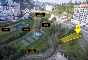 Foto de terreno habitacional en venta en lomas del río , lomas del río, naucalpan de juárez, méxico, 16692336 No. 01