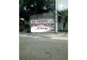 Foto de terreno habitacional en venta en  , astilleros de veracruz, veracruz, veracruz de ignacio de la llave, 10740539 No. 01