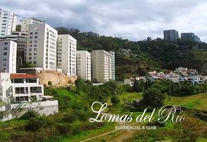 Foto de terreno habitacional en venta en lomas del río poniente , lomas del río, naucalpan de juárez, méxico, 16697939 No. 01