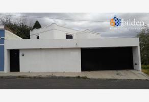 Foto de casa en renta en  , lomas del sahuatoba, durango, durango, 18001690 No. 01
