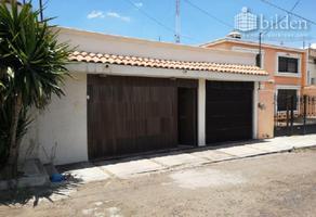 Foto de casa en renta en  , lomas del sahuatoba, durango, durango, 9292860 No. 01