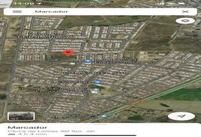 Foto de terreno comercial en venta en  , lomas del sur, tlajomulco de zúñiga, jalisco, 14170955 No. 01