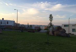 Foto de terreno habitacional en venta en lomas del tec , lomas del tecnológico, san luis potosí, san luis potosí, 13943633 No. 01
