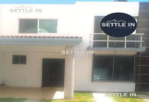 Foto de casa en renta en  , lomas del valle, puebla, puebla, 20035048 No. 01