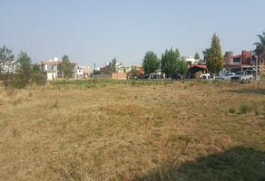 Foto de terreno comercial en venta en lombardo toledano 1001, la crespa, toluca, méxico, 19306961 No. 01