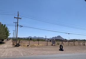 Foto de terreno comercial en venta en lombardo toledano , nogales, chihuahua, chihuahua, 0 No. 01