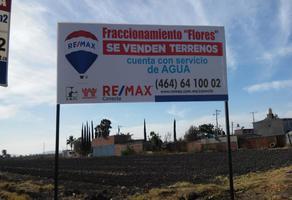 Foto de terreno habitacional en venta en lópez mateos , cárdenas, salamanca, guanajuato, 0 No. 01