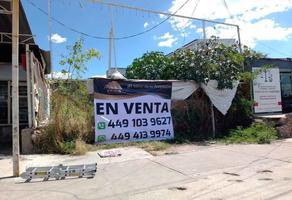 Foto de terreno comercial en venta en lopez mateos , zona centro, aguascalientes, aguascalientes, 16811026 No. 01