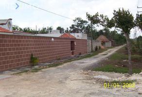 Foto de terreno industrial en venta en lopez portillo , alfredo v bonfil, benito juárez, quintana roo, 19141963 No. 01
