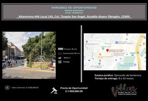 Foto de bodega en venta en  , loreto, álvaro obregón, df / cdmx, 0 No. 01