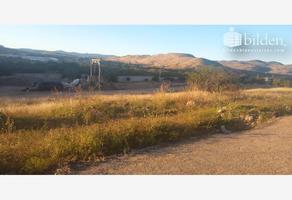 Foto de terreno habitacional en venta en  , los agaves, durango, durango, 19140056 No. 01