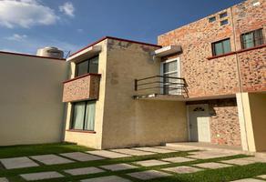 Foto de casa en condominio en venta en los agaves , los agaves, emiliano zapata, morelos, 18156572 No. 01