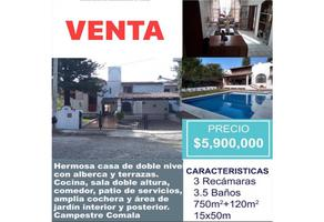 Foto de casa en venta en  , aguajitos, comala, colima, 20434722 No. 01