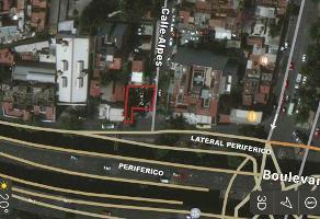Foto de terreno habitacional en venta en  , los alpes, álvaro obregón, df / cdmx, 0 No. 01