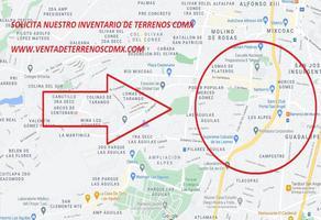 Foto de terreno habitacional en venta en los alpes , los alpes, álvaro obregón, df / cdmx, 0 No. 01