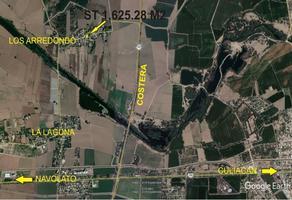 Foto de terreno comercial en venta en los arredondo , los arredondos, navolato, sinaloa, 13026465 No. 01