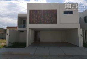 Foto de casa en venta en  , los cedros residencial, durango, durango, 19072732 No. 01