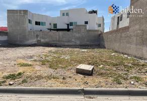 Foto de terreno habitacional en venta en  , los cedros residencial, durango, durango, 0 No. 01