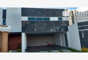 Foto de casa en venta en  , los cedros residencial, durango, durango, 6406311 No. 01
