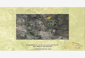 Foto de terreno comercial en venta en los charcos 000, san miguel de allende centro, san miguel de allende, guanajuato, 6160292 No. 01