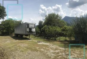 Foto de terreno habitacional en venta en  , los fierros, santiago, nuevo león, 0 No. 01