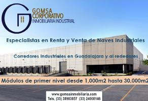 Foto de nave industrial en renta en  , los gavilanes, tlajomulco de zúñiga, jalisco, 3729821 No. 01