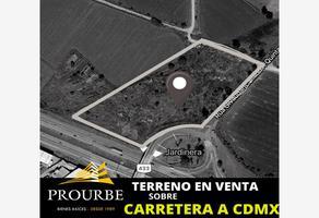 Foto de terreno comercial en venta en  , los girasoles, pedro escobedo, querétaro, 0 No. 01
