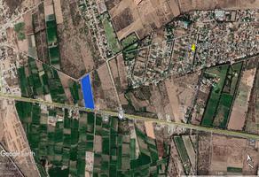 Foto de terreno habitacional en venta en  , los gómez, soledad de graciano sánchez, san luis potosí, 7579565 No. 01