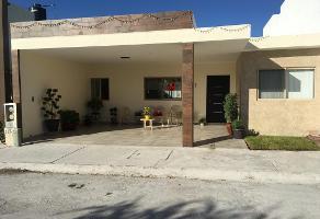 Foto de casa en venta en  , los gonzález, saltillo, coahuila de zaragoza, 11566389 No. 01