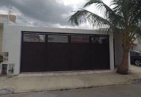 Foto de casa en venta en  , los héroes, mérida, yucatán, 14049516 No. 01