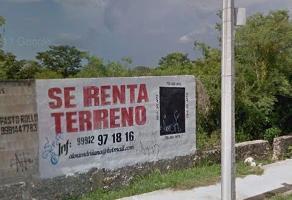 Foto de terreno comercial en renta en  , los héroes, mérida, yucatán, 14105933 No. 01