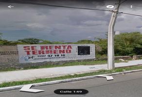 Foto de terreno comercial en renta en  , los héroes, mérida, yucatán, 17777422 No. 01