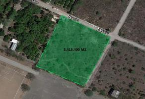 Foto de terreno habitacional en venta en  , los huertos, juárez, nuevo león, 17380925 No. 01