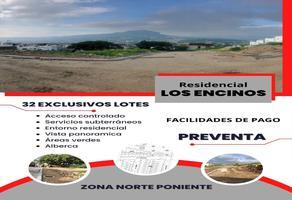 Foto de terreno habitacional en venta en los laguitos , los sabinos, tuxtla gutiérrez, chiapas, 0 No. 01