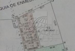 Foto de terreno habitacional en venta en  , los laureles, arteaga, coahuila de zaragoza, 14940807 No. 01
