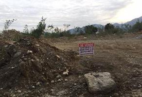 Foto de terreno habitacional en venta en  , los lermas, guadalupe, nuevo león, 11567306 No. 01