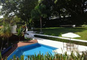 Foto de casa en renta en  , los limoneros, cuernavaca, morelos, 19296485 No. 01