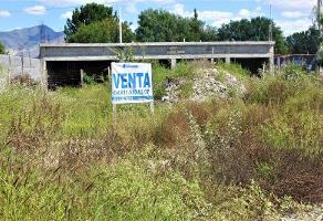 Foto de terreno habitacional en venta en  , los maestros, saltillo, coahuila de zaragoza, 11724670 No. 01