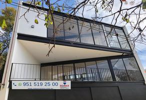 Foto de casa en venta en los molinos , san felipe del agua 1, oaxaca de juárez, oaxaca, 5965957 No. 01