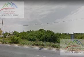 Foto de terreno habitacional en renta en  , los molinos san francisco, apodaca, nuevo león, 11640358 No. 01