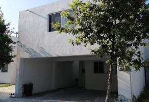 Foto de casa en venta en  , los molinos san francisco, apodaca, nuevo león, 17258501 No. 01