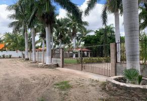 Foto de rancho en venta en los naranjos s/n , san pedro, navolato, sinaloa, 16908801 No. 01