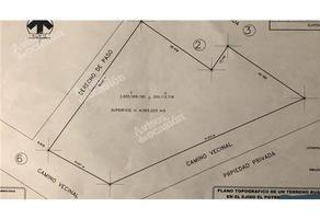 Foto de terreno habitacional en venta en los nogales , huasteca real, santa catarina, nuevo león, 18257007 No. 01