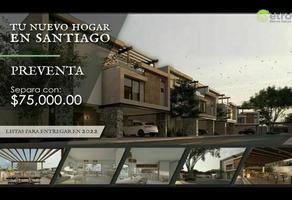Foto de casa en venta en los nogales y los peña , valles de santiago, santiago, nuevo león, 0 No. 01