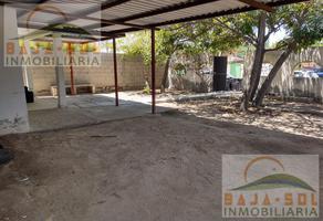 Foto de terreno habitacional en venta en  , los olivos, la paz, baja california sur, 0 No. 01