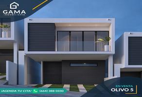 Foto de casa en venta en  , los olivos, tijuana, baja california, 15083814 No. 01