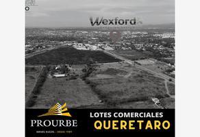 Foto de terreno comercial en venta en  , los olvera, corregidora, querétaro, 20243263 No. 01